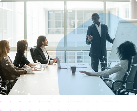 Deepen client understanding with legal departments